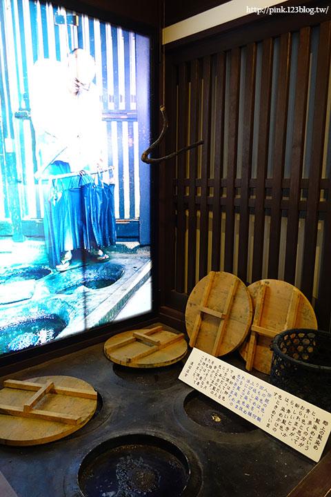 【日本北陸】郡上八幡老街散策趣。舞城、食品模型,很有風格的小鎮!-DSC00302.jpg