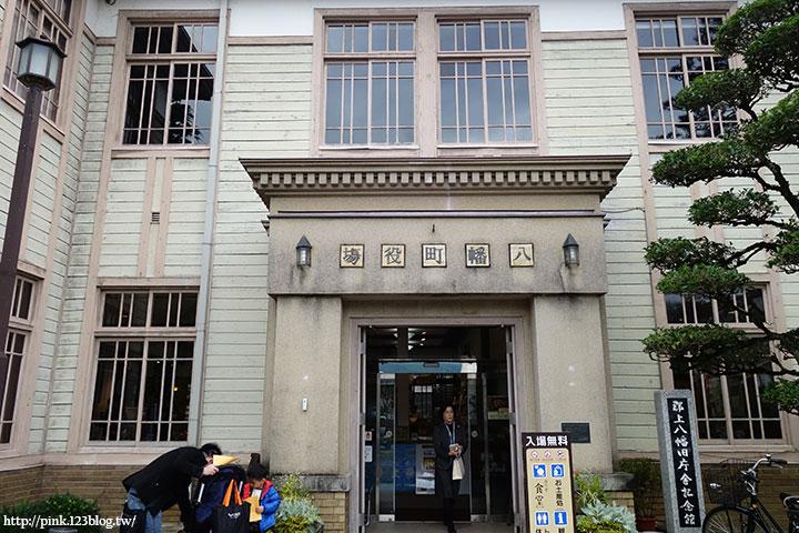 【日本北陸】郡上八幡老街散策趣。舞城、食品模型,很有風格的小鎮!-DSC00330.jpg
