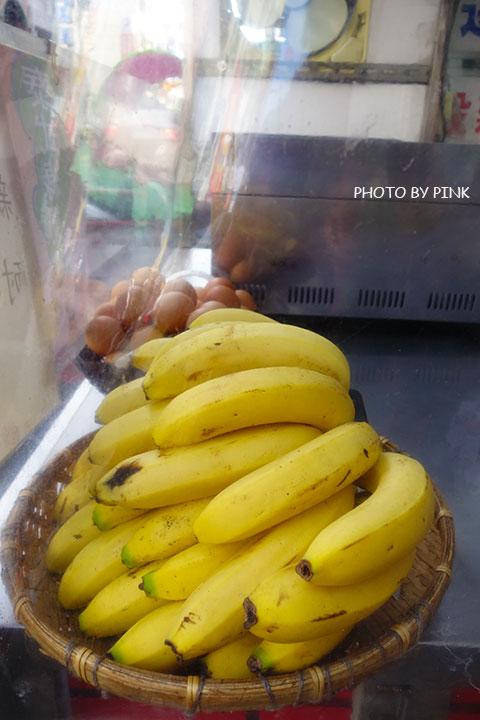 【彰化員林美食】香蕉煎餅.泰式奶茶。濃濃的異國風味小吃,沙哇滴卡~-DSC01143.jpg