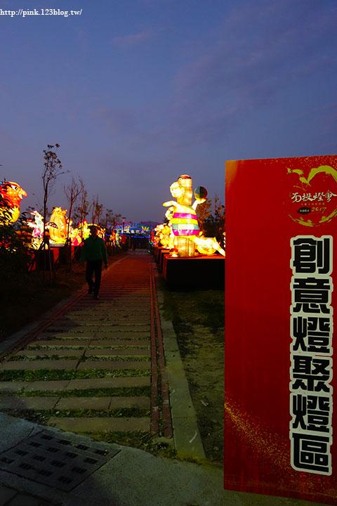 【2017南投燈會】大雞大利好彩投,繽紛花燈亮麗登場。時間106/1/21-2/19。-DSC03308.jpg