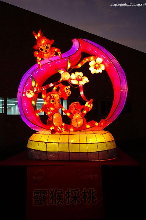 【2017南投燈會】大雞大利好彩投,繽紛花燈亮麗登場。時間106/1/21-2/19。-DSC03315.jpg