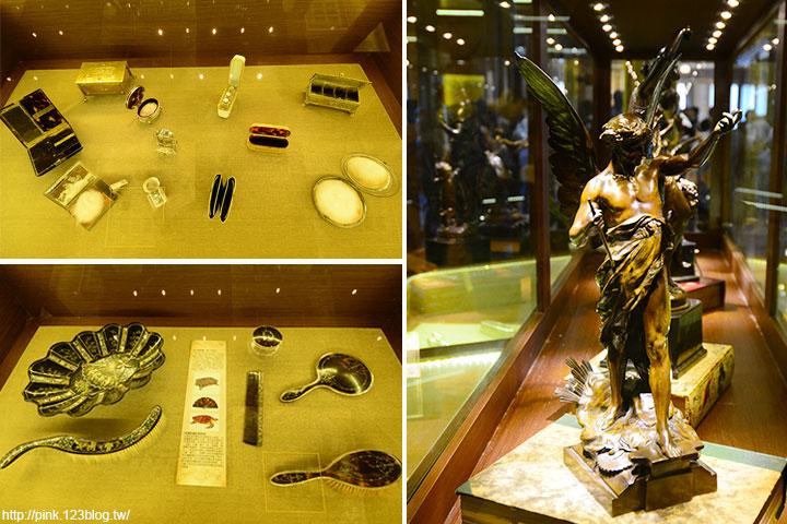 【台中新景點】新天地西洋博物館。近千件西洋古董,讓你彷彿置身在古歐洲時期!-2.jpg