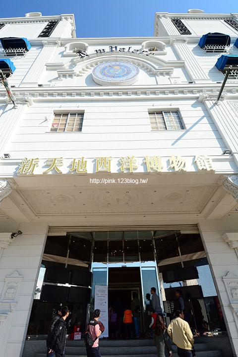 【台中新景點】新天地西洋博物館。近千件西洋古董,讓你彷彿置身在古歐洲時期!-DSC_6561.jpg