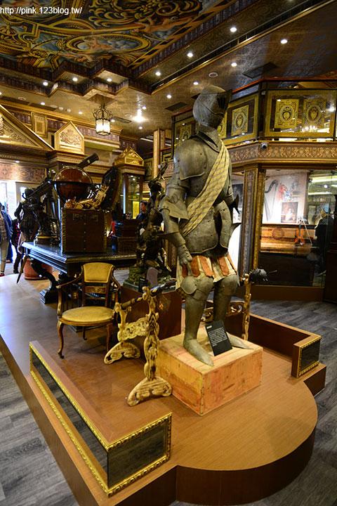 【台中新景點】新天地西洋博物館。近千件西洋古董,讓你彷彿置身在古歐洲時期!-DSC_6586.jpg