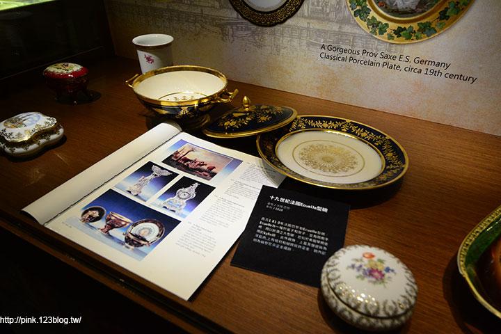 【台中新景點】新天地西洋博物館。近千件西洋古董,讓你彷彿置身在古歐洲時期!-DSC_6592.jpg
