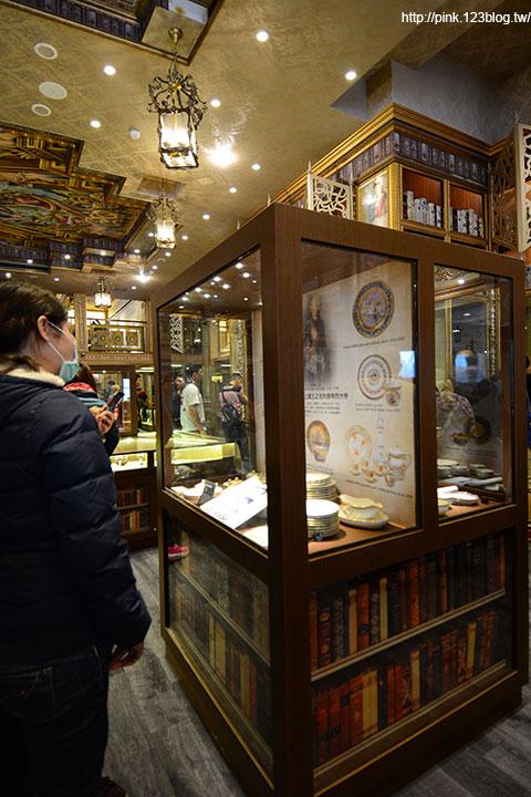 【台中新景點】新天地西洋博物館。近千件西洋古董,讓你彷彿置身在古歐洲時期!-DSC_6609.jpg