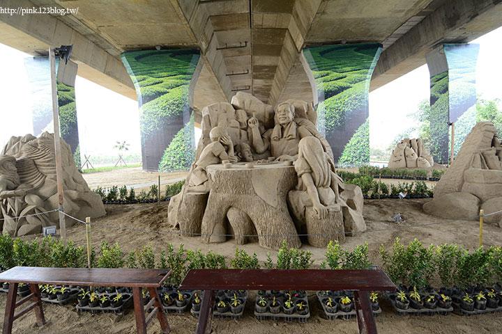 【南投景點】2017南投國際沙雕文化藝術展。來一場沙雕奇景的視覺饗宴!-DSC_6886.jpg