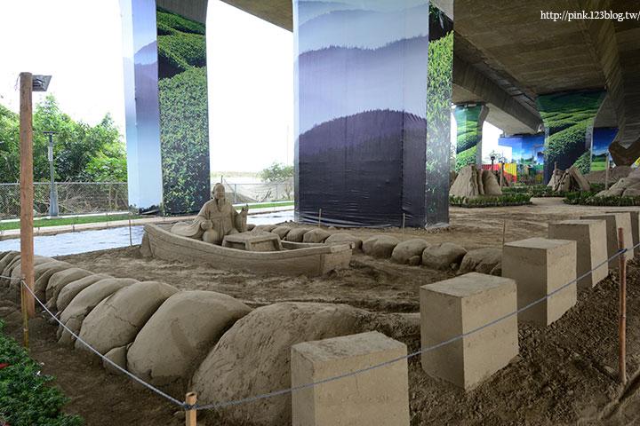 【南投景點】2017南投國際沙雕文化藝術展。來一場沙雕奇景的視覺饗宴!-DSC_6907.jpg