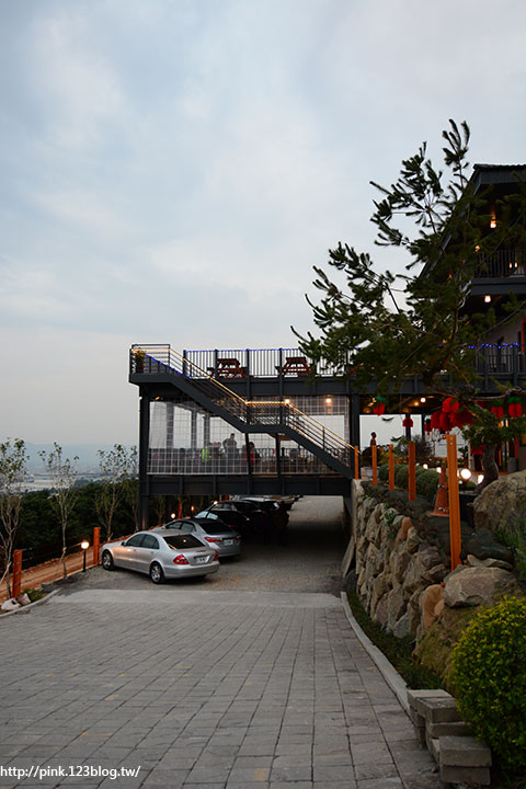 【南投夜景餐廳】東星屋景觀餐廳。坐擁美景、百萬夜景、浪漫度破表!-DSC_7829.jpg