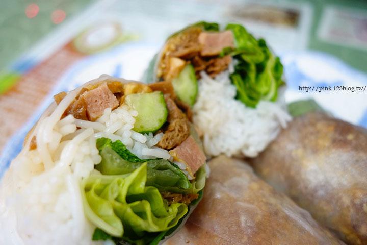 【彰化市素食】越南素食河粉。異國風情素食小吃,爆美味!(純素食)-DSC05136.jpg