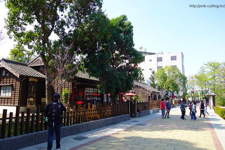 【嘉義市景點】檜意森活村Hinoki