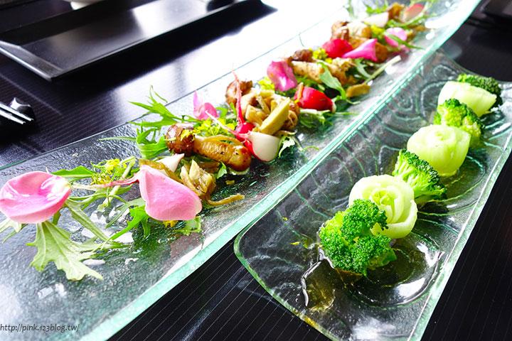 【嘉義美食餐廳】食來運轉蔬食創意料理。無菜單料理,要品嚐可先要預約哦!-DSC05353.jpg