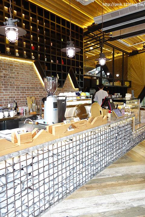 【南投草屯早午餐】隔壁咖啡。無招牌工業風輕食料理!