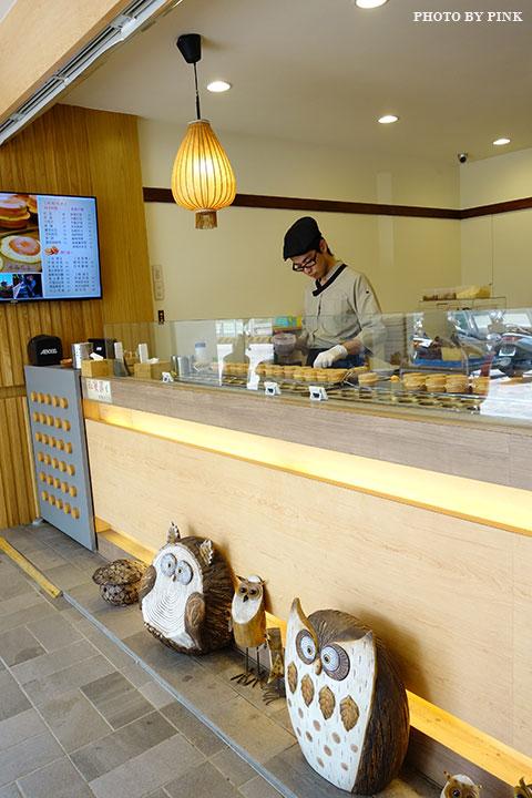 【台中甜點】大判燒。創意日式紅豆餅,多達十七種口味任君挑選,必吃鹹蛋黃芋頭口味!-DSC08457.jpg