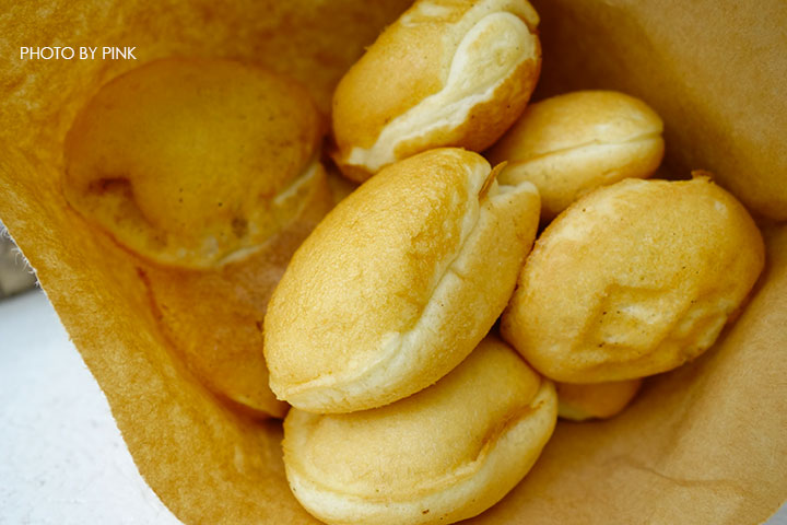【南投市甜點】香香雞蛋糕。在地隱藏版甜蜜小點心,就在台灣銀行旁!-DSC09983.jpg