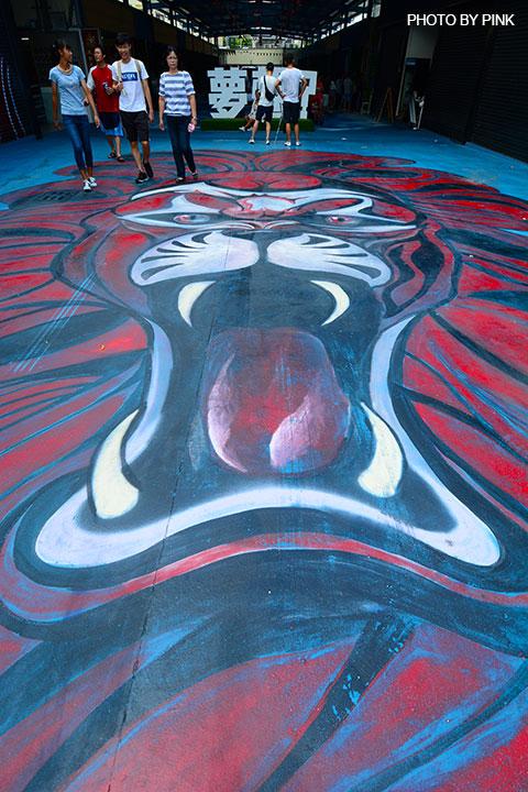 【台中景點】沙鹿夢想街。文創彩繪牆、愛心鞦韆、籃球牆,年輕人必拍勝地!(靜宜大學旁)-DSC_1447.jpg