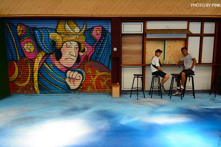 【台中景點】沙鹿夢想街。文創彩繪牆、愛心鞦韆、籃球牆,年輕人必拍勝地!(靜宜大學旁)-DSC_1471.jpg