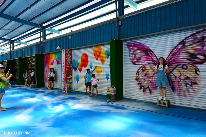 【台中景點】沙鹿夢想街。文創彩繪牆、愛心鞦韆、籃球牆,年輕人必拍勝地!(靜宜大學旁)-DSC_1479.jpg
