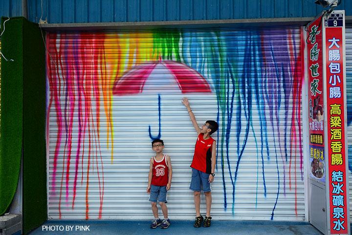 【台中景點】沙鹿夢想街。文創彩繪牆、愛心鞦韆、籃球牆,年輕人必拍勝地!(靜宜大學旁)-DSC_1484.jpg