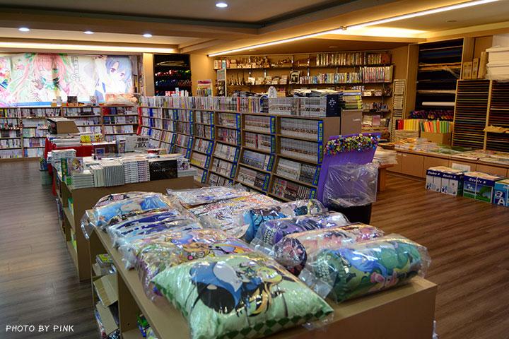 【草屯咖啡廳】三省堂書店/咖啡館。在老書店內悠閒喝咖啡,享受當下的小確幸!-DSC_2885.jpg