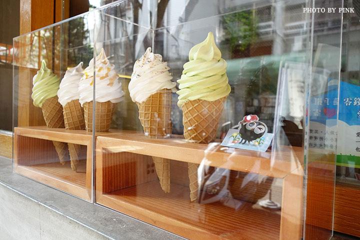 【台中冰淇淋】路地手作冰菓子/冰淇淋。隱身巷弄的日式質感冰店,可愛鯛魚燒Q融你心!-DSC02737.jpg