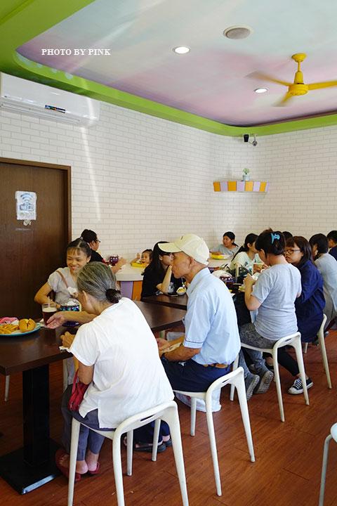 【員林蔬食餐廳】小蔬苑蔬食創意料理。人氣美式素漢堡,大份量超滿足!-DSC02913.jpg
