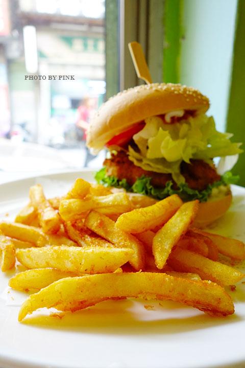 【員林蔬食餐廳】小蔬苑蔬食創意料理。人氣美式素漢堡,大份量超滿足!-DSC02998.jpg