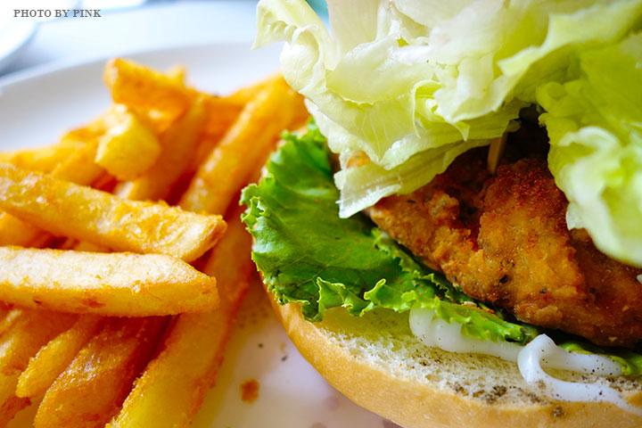 【員林蔬食餐廳】小蔬苑蔬食創意料理。人氣美式素漢堡,大份量超滿足!-DSC03035.jpg