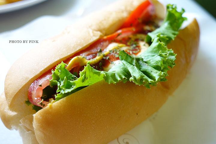 【員林蔬食餐廳】小蔬苑蔬食創意料理。人氣美式素漢堡,大份量超滿足!-DSC03041.jpg