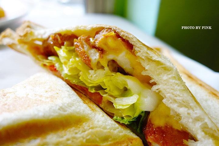【員林蔬食餐廳】小蔬苑蔬食創意料理。人氣美式素漢堡,大份量超滿足!-DSC03087.jpg