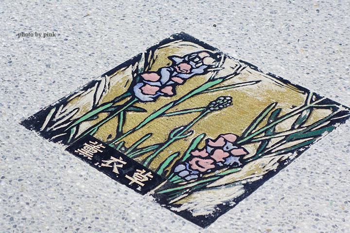 【彰化秀水】馬興社區(藥草植物園區)。驚見繽紛可愛旋轉木馬,超卡哇依!-DSC03800.jpg