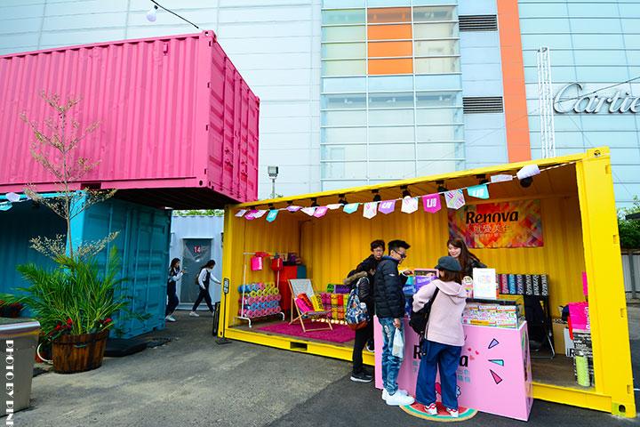 【台中景點】UNO貨櫃市集。中台灣最大繽紛貨櫃市集,好拍好買又好逛!(就在大遠百旁)-DSC_6451.jpg