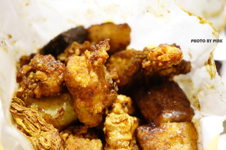 【魚池美食】麗鳳(品麗)鹽酥雞。南投最狂鹽酥雞店,就算久等也要吃這一味!-1