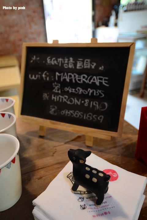 【台中南屯區早午餐】脈博咖啡館MAPPER