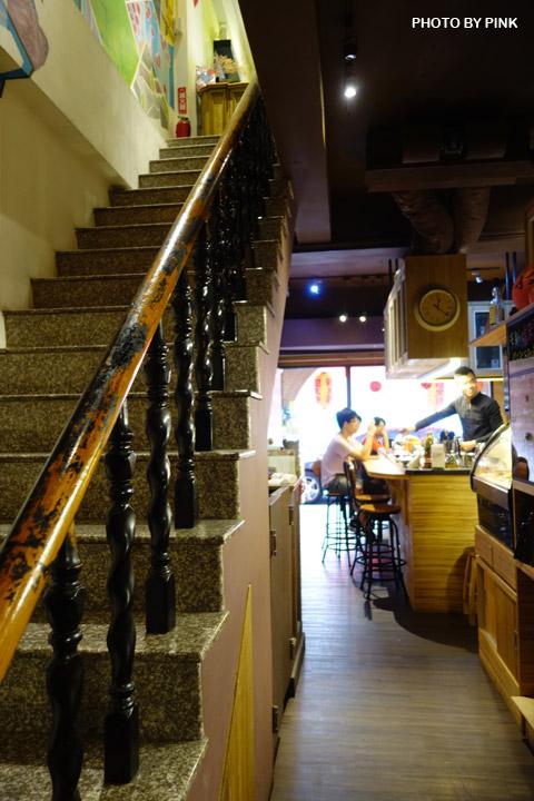 【台北大同區餐廳】福來許珈琲館Fleisch。大稻埕的懷舊氛圍,這裡感受的到!-DSC02296.jpg