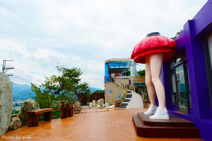 【台中景觀餐廳】彩虹山舍。短裙美腿造景+繽紛彩虹筆超吸睛!(景點/美食/民宿)-DSC_6101.jpg