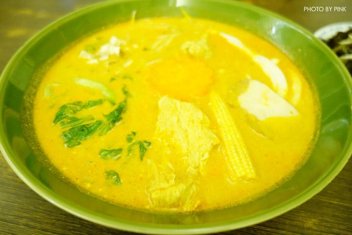 【台中南區素食】卡如那泰式素食。不一樣的異國素食料理,重口味登場!-DSC05910.jpg