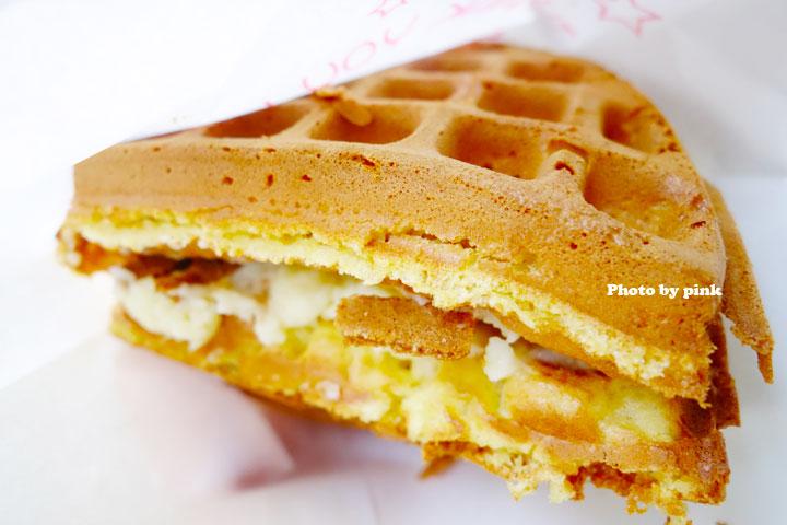 【南投市下午點心】美式奶油鬆餅。下午茶甜食推薦,只要30元銅板價老闆超佛心!-DSC00119.jpg