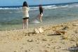 【小琉球旅遊景點】蛤板灣、白燈塔