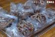 【彰化鹿港美食小吃】素珠芋丸、菱角酥-鹿港傳統古早味小吃