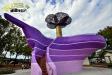 星願紫風車