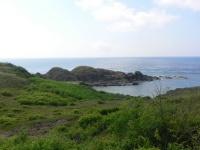 澎湖七美嶼..望夫崖