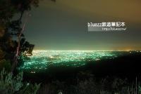 星月天空高鐵夜景