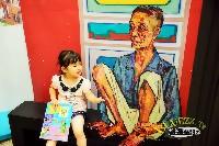 國美館-兒童遊戲室與繪本區