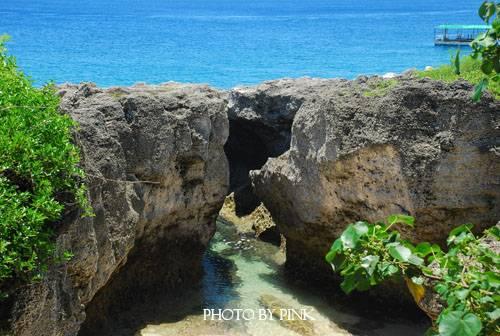 【小琉球旅遊景點】中澳沙灘、龍蝦洞
