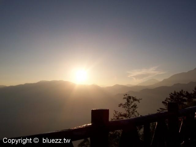 阿里山-看日出