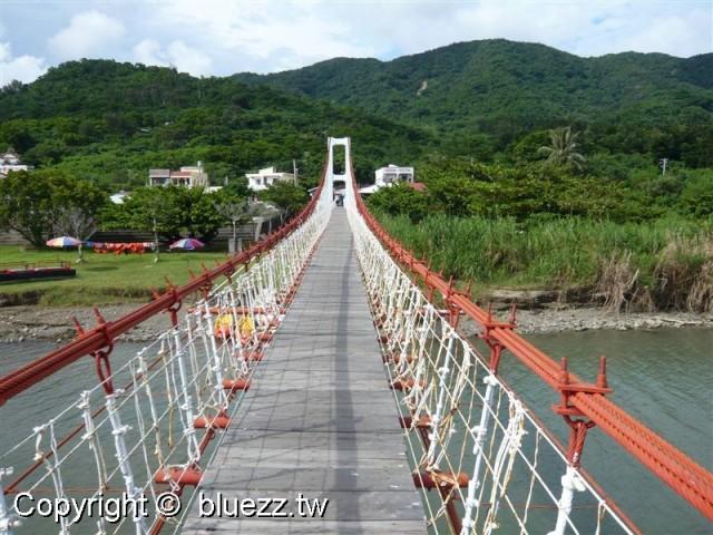 墾丁茶山吊橋