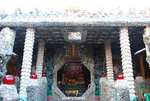 彰化貝殼廟