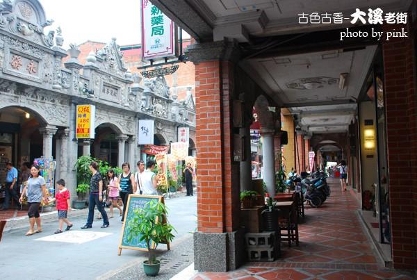 【大溪老街】訪古蹟、黃日香豆干、江家花生糖