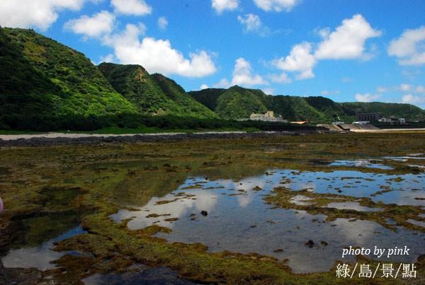 【綠島景點】柚子湖、柴口、綠島燈塔